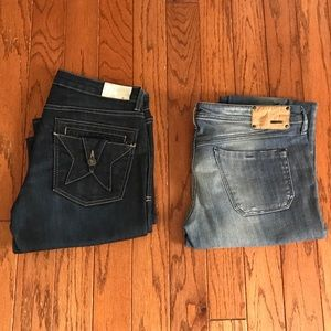 Lot of 2 Pairs of Jeans